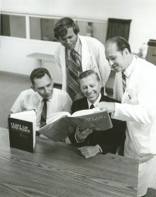 cleft palate team 1971