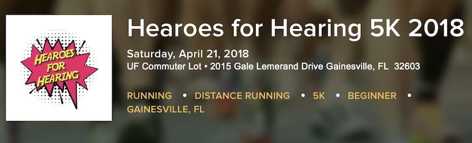 Hearoes for Hearing 5k 2018