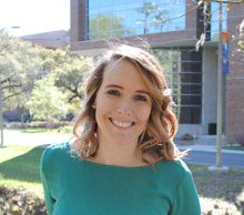 Taylor Price named UF Outstanding New Advisor