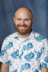 Dr. Sterling Sheffield joins the SLHS Au.D. faculty